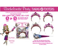 Bachelorette Party Tiaras And Tooters