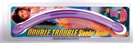 Double Trouble Slender Bender Purple
