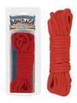 Japanese Bondage Rope Red 32'