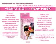VIBRATING PLAY MASK